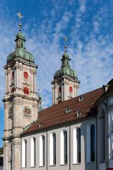 Stiftskirche St. Gallen (Schweiz)