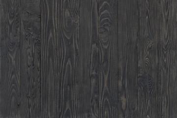 Wall Mural - dark wood texture background, natural pattern