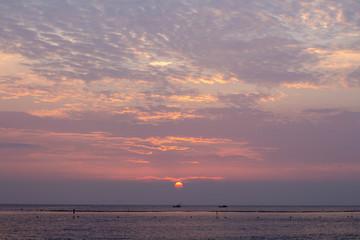 海、空、太陽