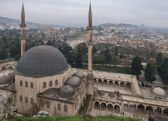 Urfa in Turkey