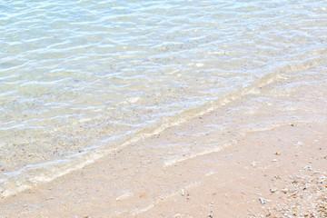 砂浜と海/沖縄県