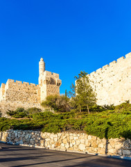Ancient Citadel - Tower of David