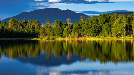 Reflection Lake Wide