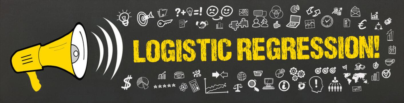 Logistic regression!