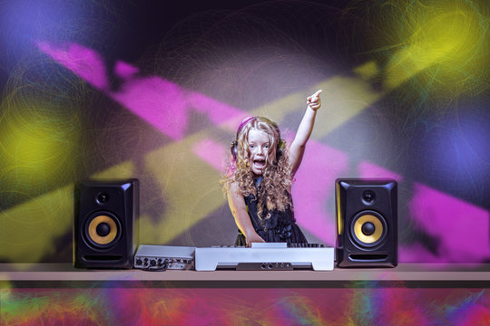 kids disco with DJ Babe