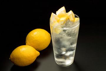 レモンサワーのイメージ