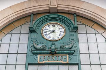 Gare São Bento à Porto, Portugal