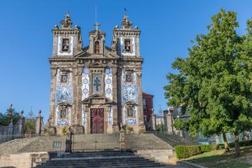Église Paroquial de Santo Ildefonso à Porto, Portugal