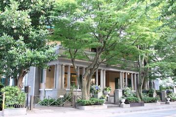 横浜の山手にある山手234番館
