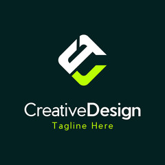 Letter TC Creative Business Logo Design