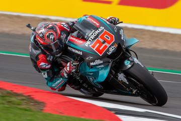 2019 MotoGP Silverstone Practice Day Aug 23rd