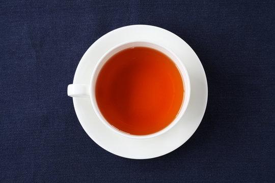 紅茶 ホット ティー カップ テーブル