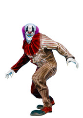 clown is looking for you