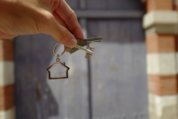 immobilier clefs