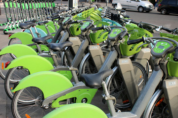 Scooter Paris - Vélos en Location