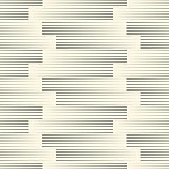 Seamless Line Wallpaper. Decorative Minimal Pattern
