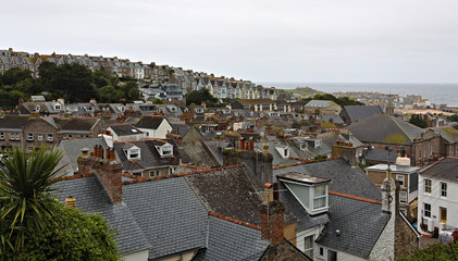 townscape - St Ives - Cornwall