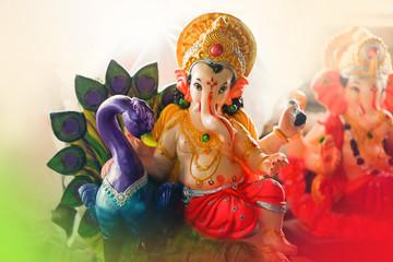 Photo sur Aluminium Mermaid Lord Ganesha , Ganesh festival