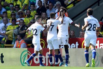 2019 Premier League Football Norwich v Chelsea Aug 24th