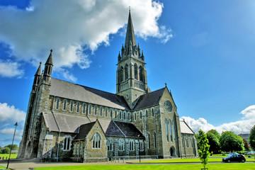 Fototapeta St. Mary's Cathedral, Killarney, Ireland.  obraz