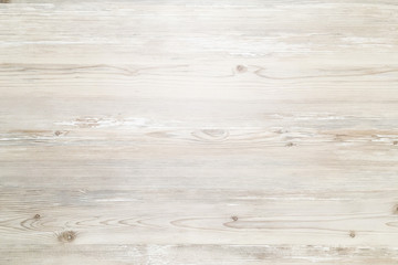 Poster Bois wood washed background, white wooden abstract texture