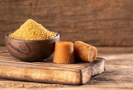 Saccharum officinarum - Panela or sugar cane candy