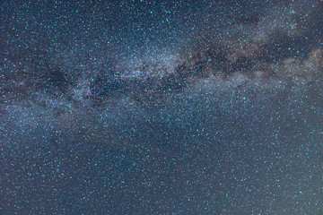 milky way wide view
