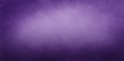 Fototapete - Purple background texture, abstract vintage purple paper with blurred textured border and white cloudy spotlight center with copysapce