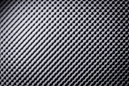 Sound proof Acoustic black gray foam absorbing