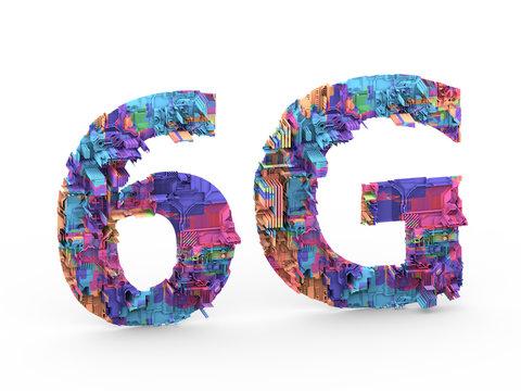 6G Mobilfunktechnik