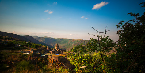 the monestery of tatev, armenia