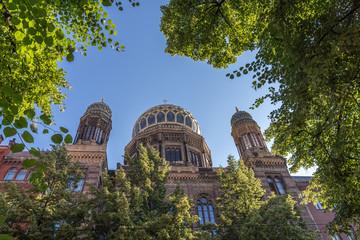 Synagoge in Berlin