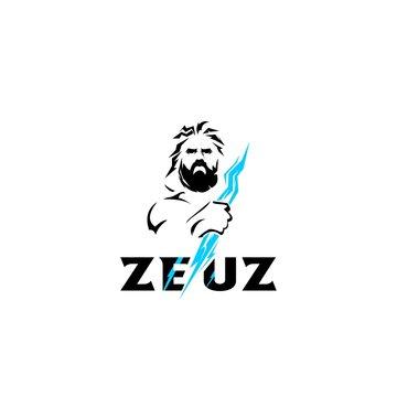 zeus logo concept