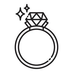 Ring diamong