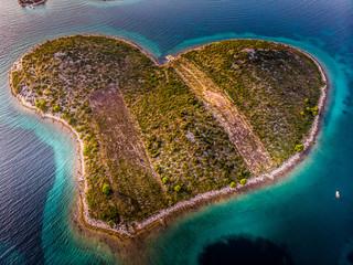 Island of Love Galešnjak