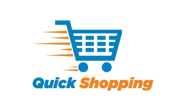 Quick shopping logo