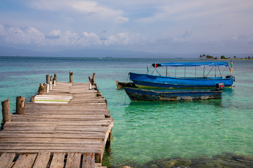 The San Blas Islands of Panama is an archipelago comprising approximately 365 islands and cays, of which 49 are inhabited