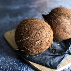 Noix de coco des iles
