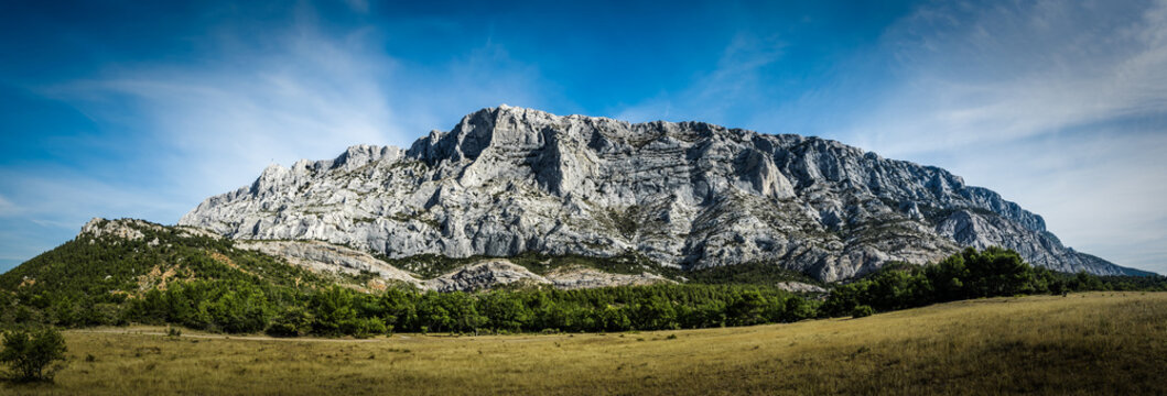 Sainte Victoire - Aix en Provence