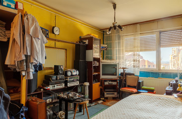 Old Retro Room