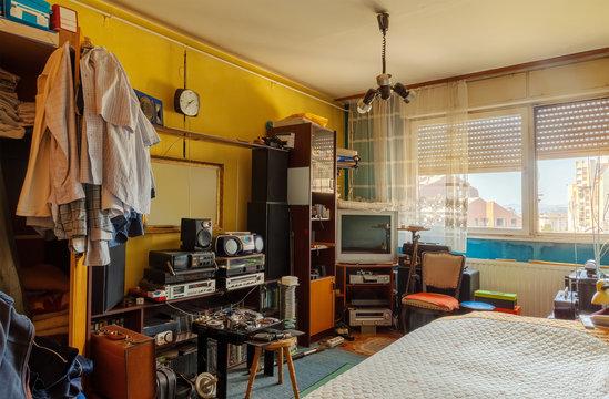 Old Retro Room