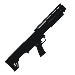 Firearms Silhouette