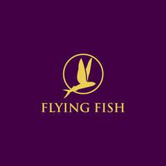 Flying fish  logo
