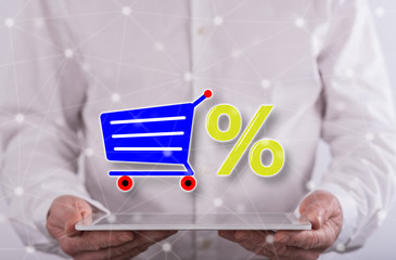 Concept of sales and discounts