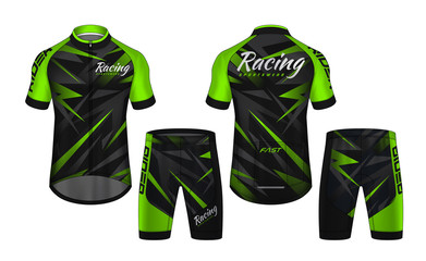 Slats personalizados esportes com sua foto Cycling Jerseys mockup,t-shirt sport design template,uniform for bicycle apparel.
