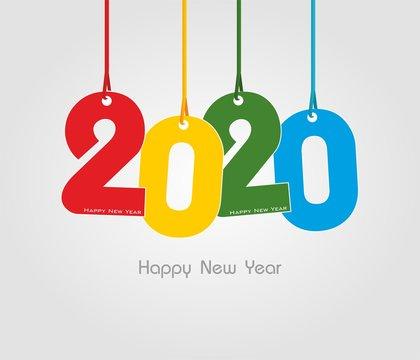 Szczęśliwego Nowego Roku 2020 na linkacj