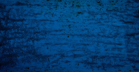 Wall Mural - Beautiful Abstract Grunge Decorative Navy Blue Dark Stucco Wall Background. Art Rough Stylized Texture