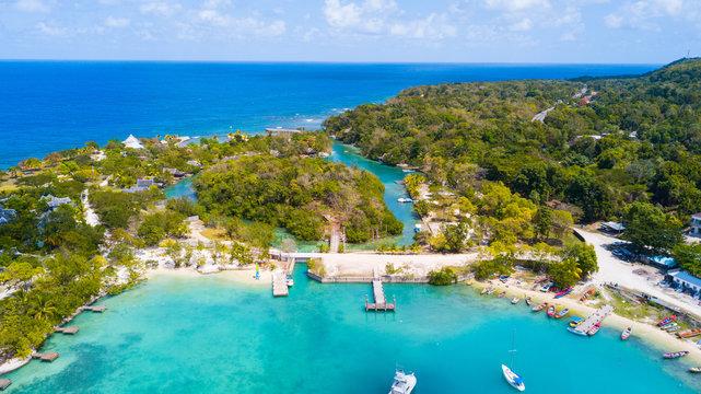 James Bond Beach,Jamaica,Caribbean