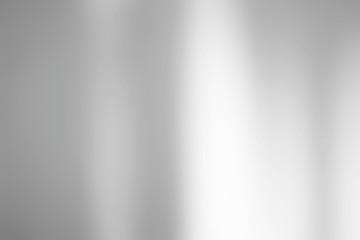 Poster de jardin Metal White Light Leak Effect for Color Cast Background.