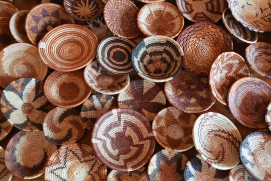 The most famous of all the craft products of Botswana is the basket. As an important part of the Botswana agricultural culture, baskets have been made and used traditionally for thousands of years.